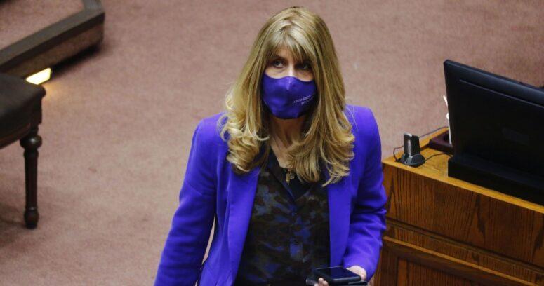 Comisión de Ética multa a Ximena Rincón por infracción a la Ley de Lobby