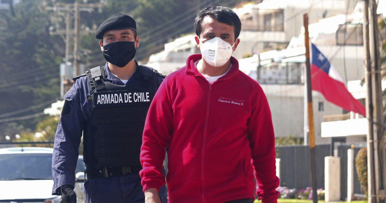 Francisco Álvarez aseguró que los asistentes han colaborado poco con la investigación. Foto: Agencia Uno