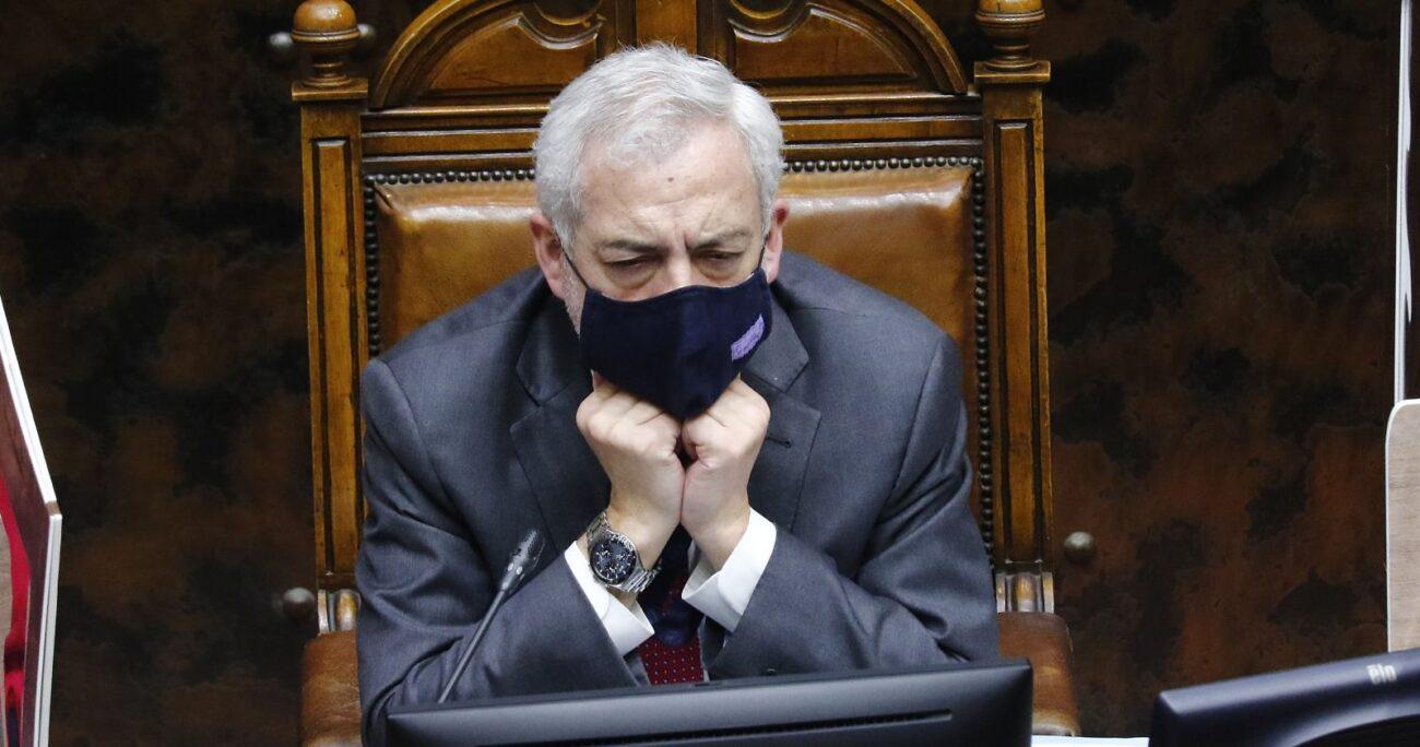 Guzmán no podrá ser formalizado por infracción al artículo 318 del Código Penal. Foto: Agencia UNO
