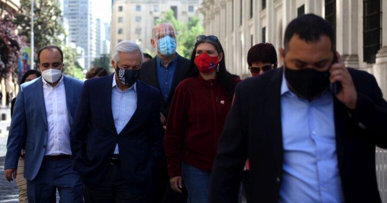 Sin el PC: CUT convocó a la oposición para buscar acuerdo por lista única de constituyentes