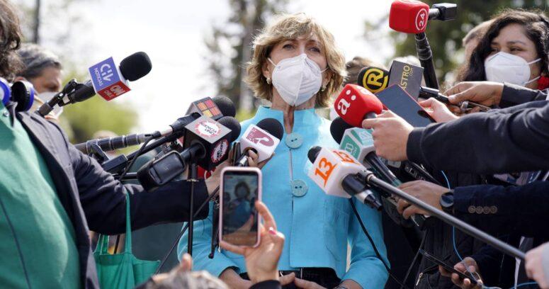 """Evelyn Matthei confirma que irá a la reelección en Providencia: """"Ya me inscribí"""""""