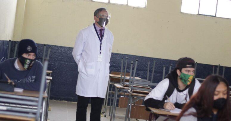 Balance de Mineduc reactiva la discusión sobre el retorno a clases en pandemia