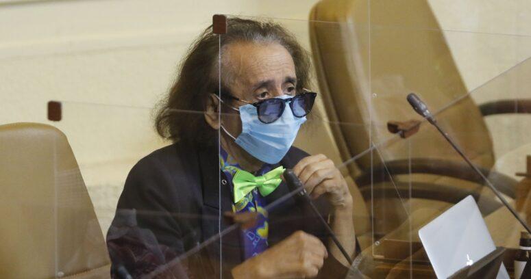 Diputado Florcita Alarcón es expulsado de Comité FRVS y del PH
