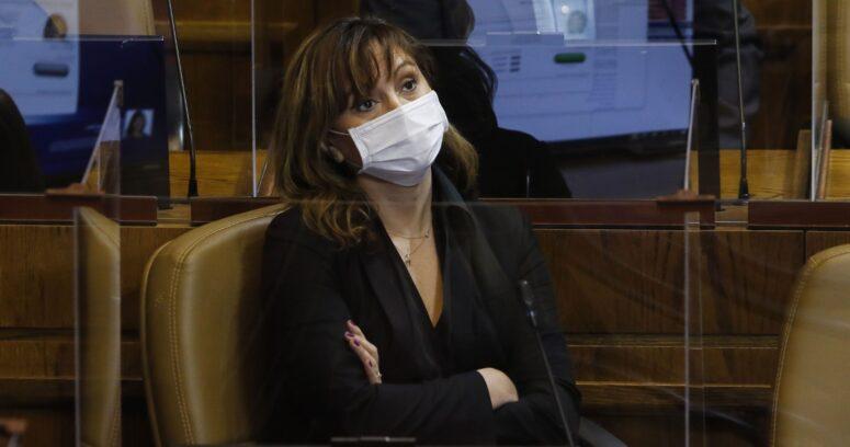 PPD confirma que diputada Loreto Carvajal asumirá cupo en el Senado de Felipe Harboe