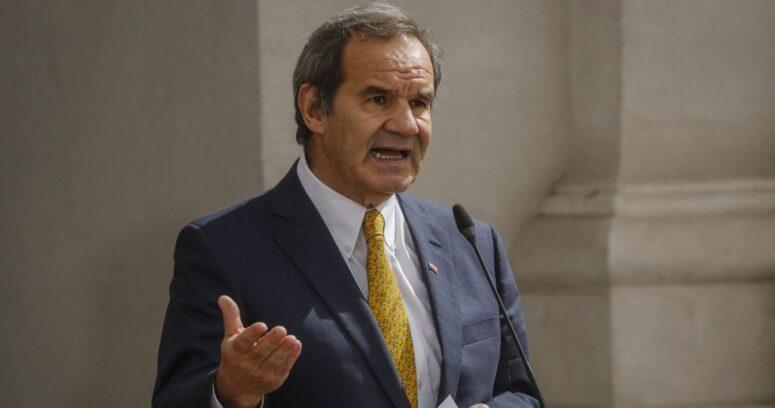 """Allamand alerta """"reemplazo"""" en gabinete ante eventual candidatura de Briones: """"No creo que se mantenga una incertidumbre"""""""