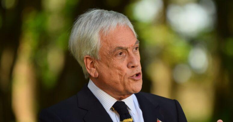 """Piñera y toma del Capitolio: """"Chile confía en la solidez de la democracia estadounidense"""""""