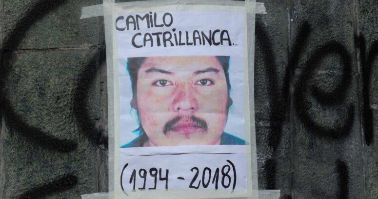 Caso Catrillanca: ex GOPE Carlos Alarcón es condenado a 16 años de cárcel