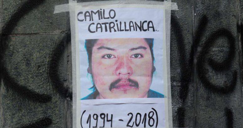 """""""CDE destaca veredicto condenatorio en homicidio de Camilo Catrillanca"""""""