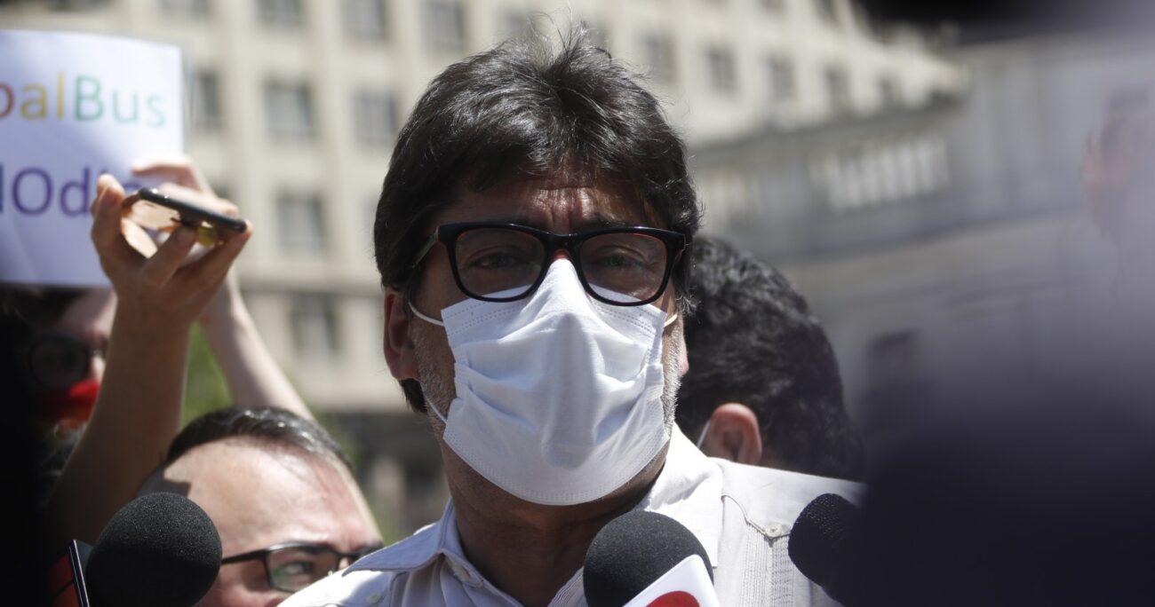 Ramón Sepúlveda habría negociado la donación de $50 millones con la empresa Itelecom. Fuente: Agencia Uno.