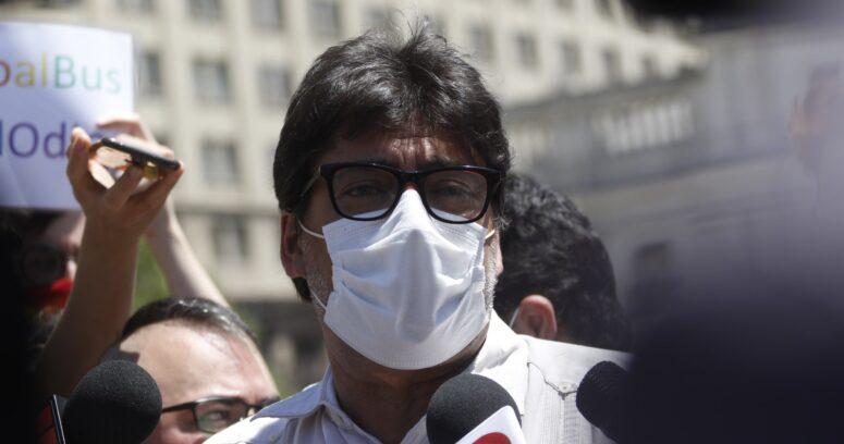 Luminarias LED: Jadue confirma que Ramón Sepúlveda sigue siendo su abogado