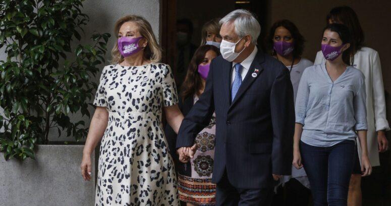 Presidente Piñera y Cecilia Morel entran a cuarentena por contacto estrecho con caso de COVID-19