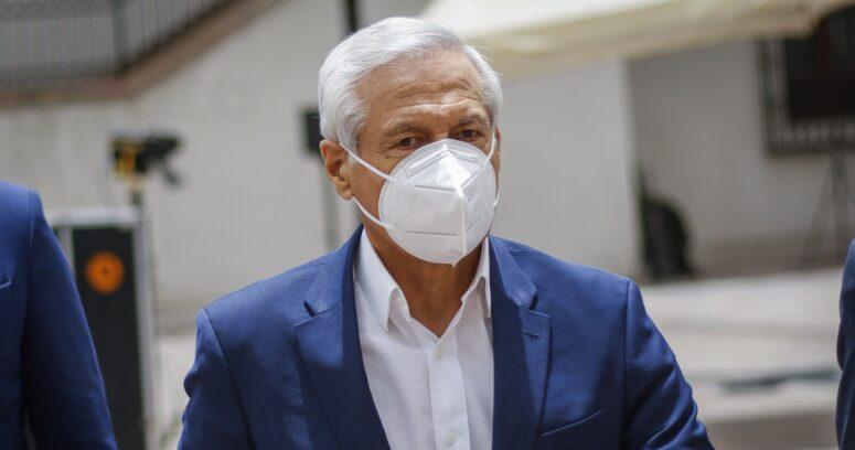 """""""Heraldo Muñoz ante eventual primaria del PPD y el PS:"""