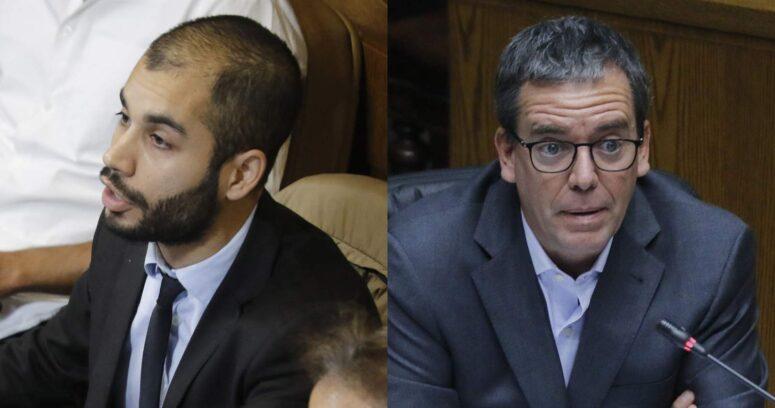 """""""Son gente desubicada"""": diputado RD critica a parlamentarios que postularán a la constituyente"""