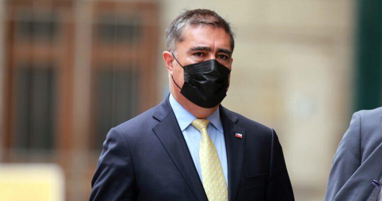 """Mario Desbordes reitera que candidatura de Teresa Marinovic fue """"un chantaje"""": """"Lamento que esté inscrita y espero que no salga electa"""""""
