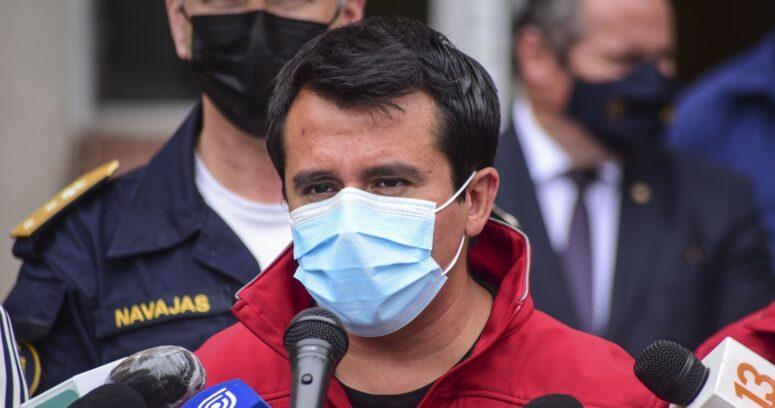 """""""Seremi de Salud de Valparaíso deja el cargo y diputado de RN alega"""