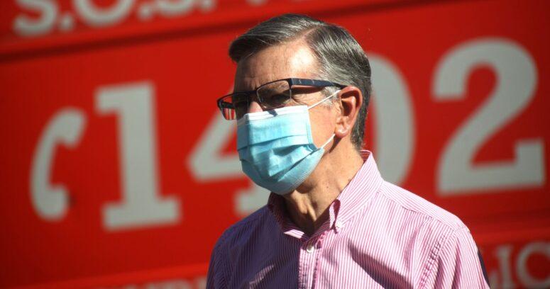 Joaquín Lavín confirma candidatura presidencial: no va a la reelección por Las Condes