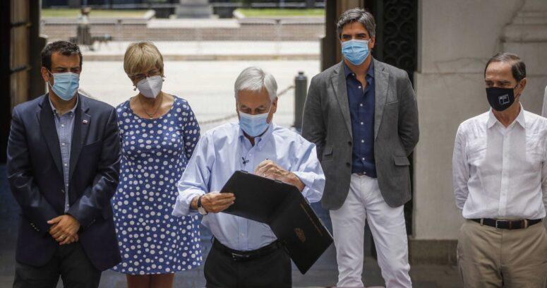 Piñera presenta proyecto de ley que crea la Defensoría de las Víctimas de Delitos