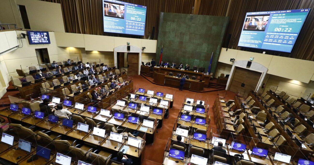 La iniciativa no recibió los votos suficientes para avanzar. Foto: Agencia Uno.