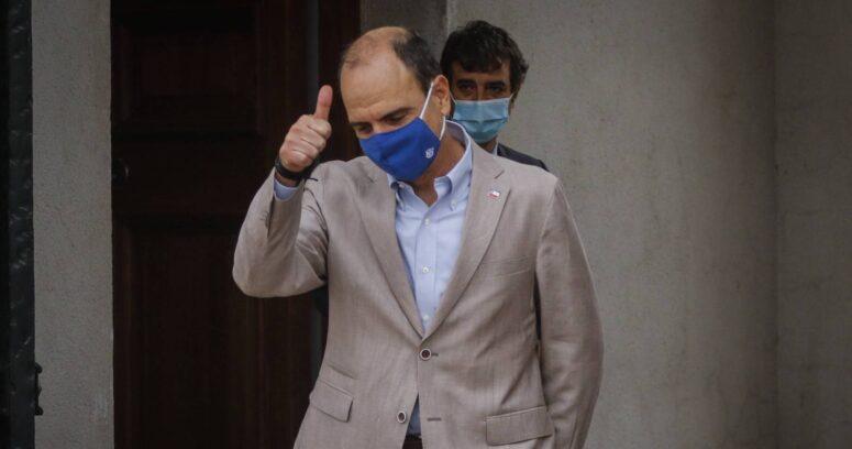 """Cristián Monckeberg y anuncio de Lavín: """"Nos dejó a todos medios turulecos"""""""