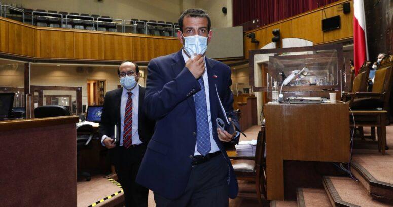 """Delgado respalda a director de la PDI tras interpelación en el Senado por operativo en Temucuicui: """"Comparto el diagnóstico"""""""