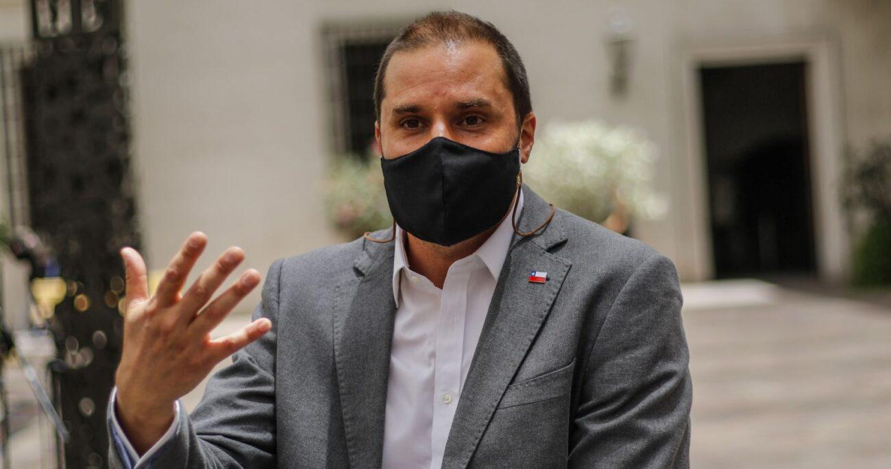 El vocero de Gobierno aseguró que se tratan de rumores sin fundamento. Foto: Agencia UNO