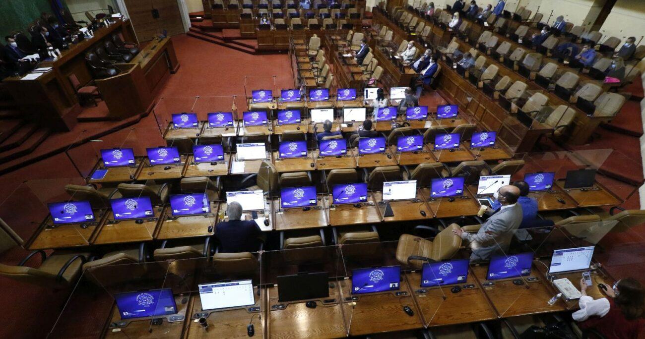 La iniciativa quedó en condiciones para ser ley. Foto: Agencia Uno.