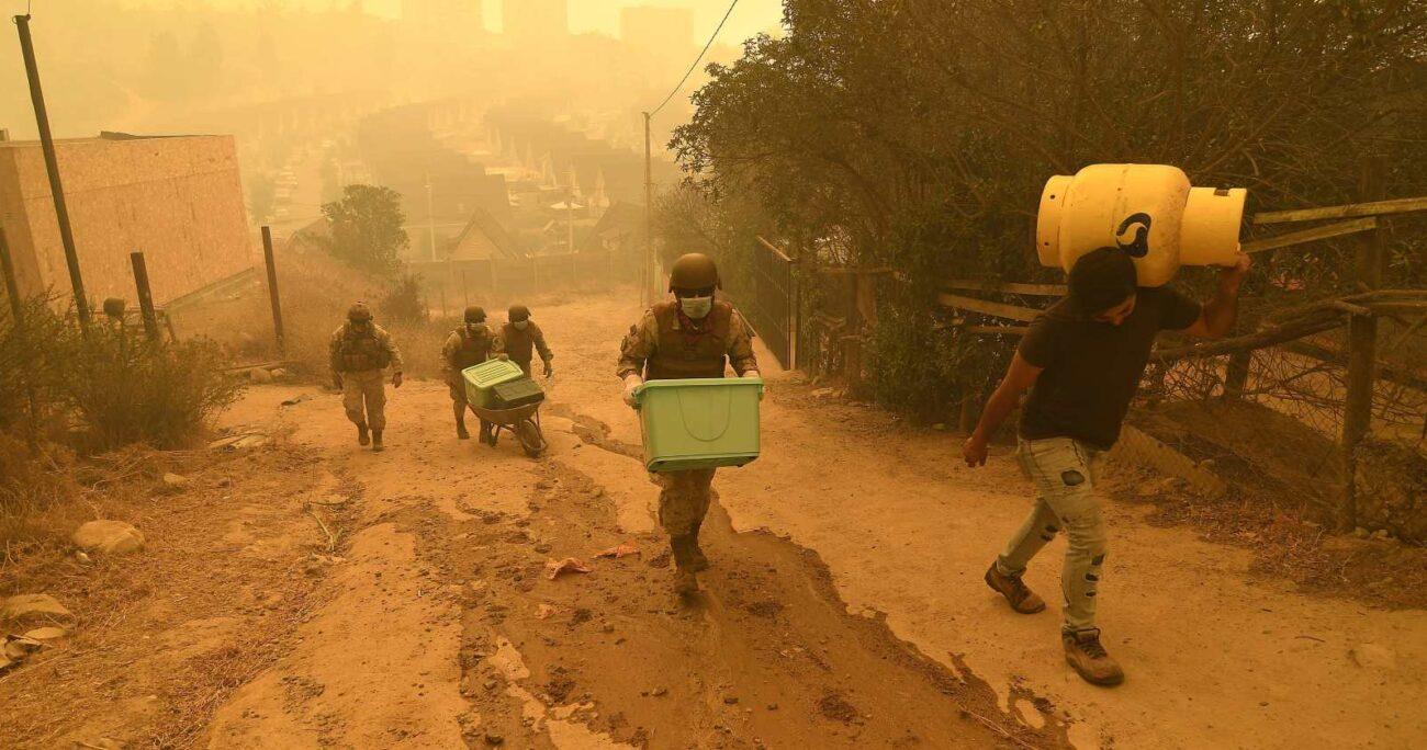 El corte de suministro afectará a la comuna de Limache. Foto: Agencia UNO