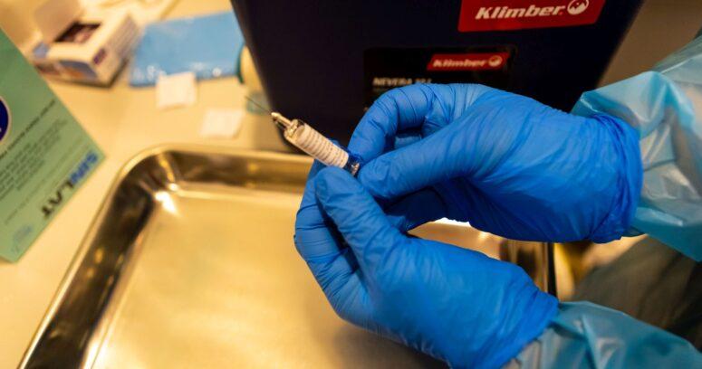 Gobierno aseguró que este miércoles llegarán 44 mil dosis de la vacuna de Pfizer