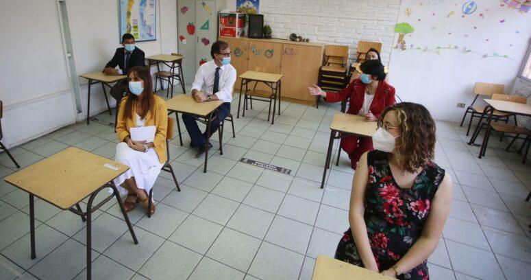 Mineduc duplicó presupuesto para el retorno a las clases presenciales