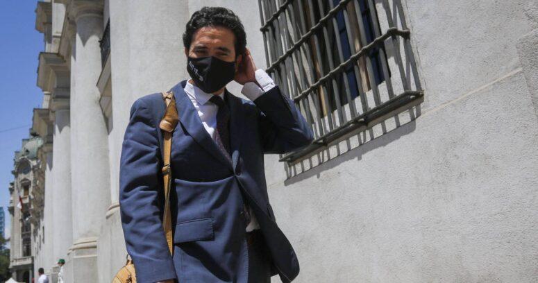 Ignacio Briones deja Hacienda para sumarse a carrera presidencial en Chile Vamos