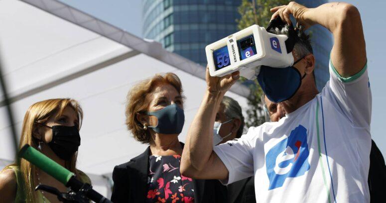 Todos los detalles sobre la primera Zona 5G de Latinoamérica y que estará entre Providencia y Las Condes