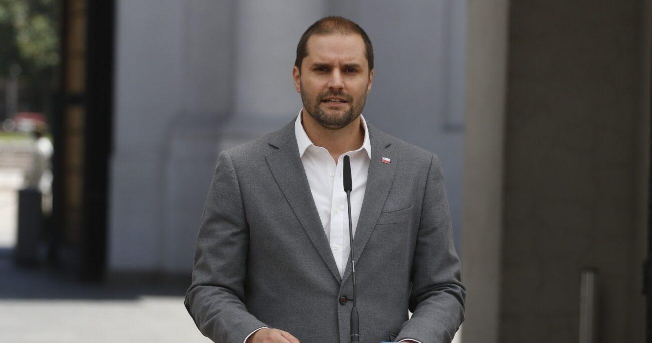 Además de Briones, otro ex ministro interesado en ser presidente es Mario Desbordes. Fuente: Agencia Uno.