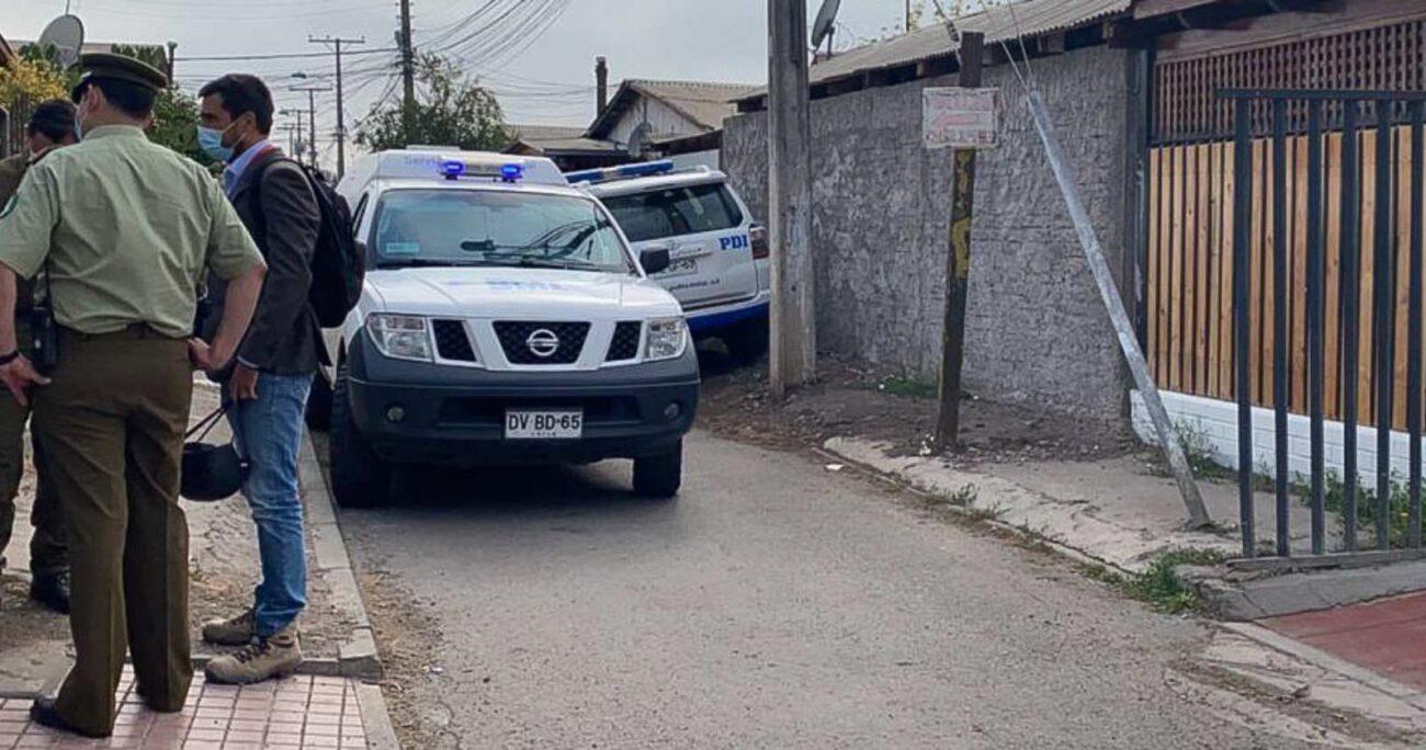 Femicidio en Talagante: único imputado queda en prisión preventiva