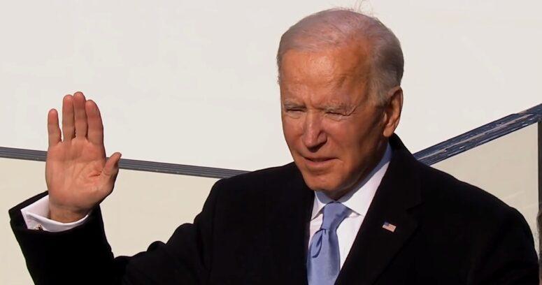 Joe Biden jura como presidente de Estados Unidos condenando ataque al Capitolio y llamado a la unidad