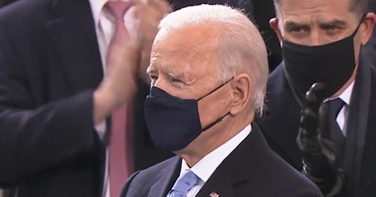 Biden confidenció que Trump le dejó una carta en la Oficina Oval.
