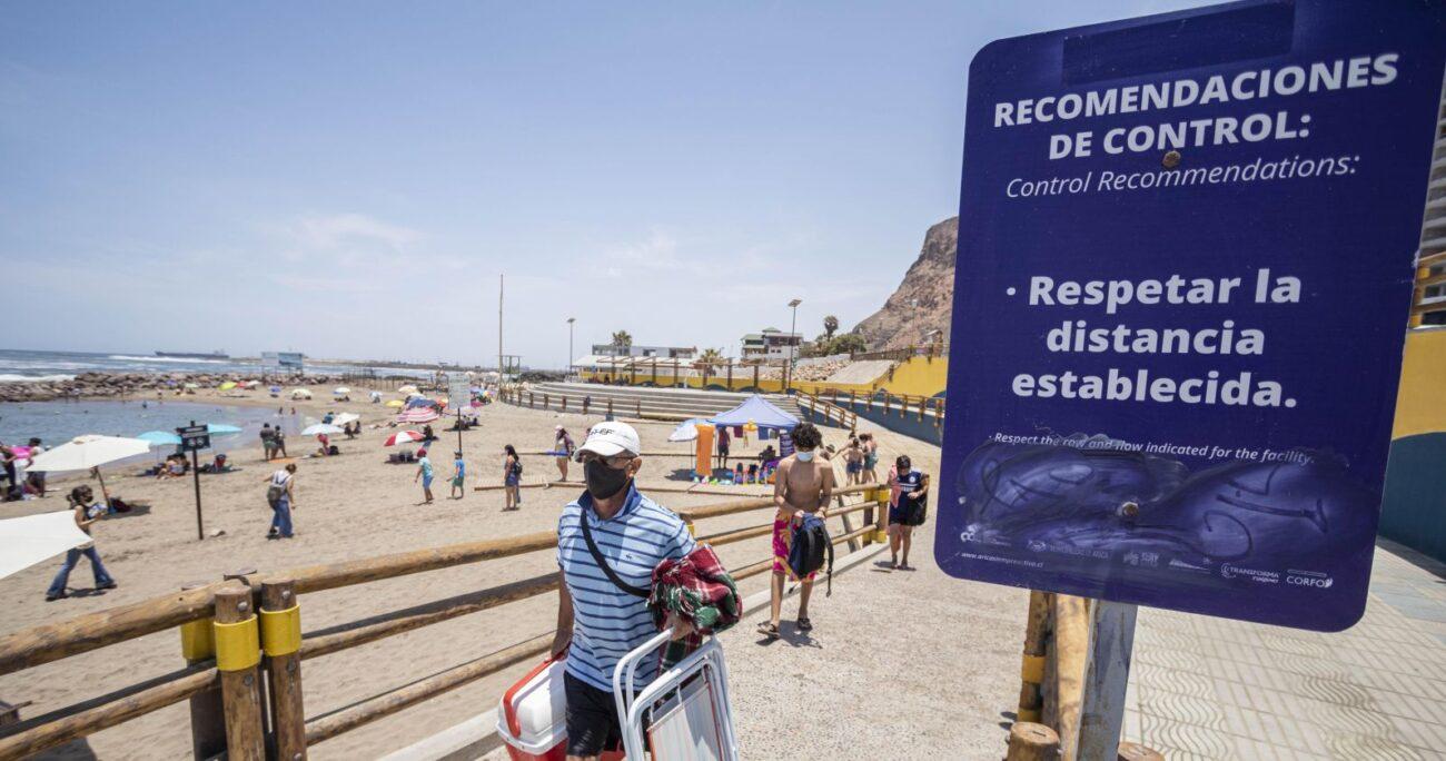 El permiso se entrega desde el 4 de enero. Foto: Agencia Uno