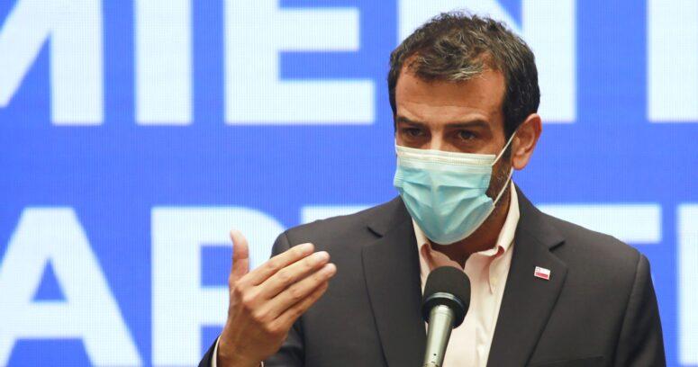 """Ministro Delgado por proyecto de indulto: """"Haremos esfuerzos para que no prospere"""""""