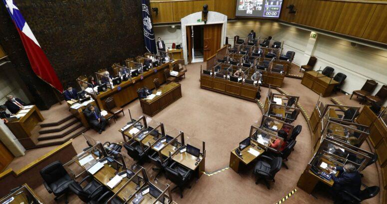 """""""Senado aprueba continuidad de sesiones telemáticas del Congreso en 2021"""""""