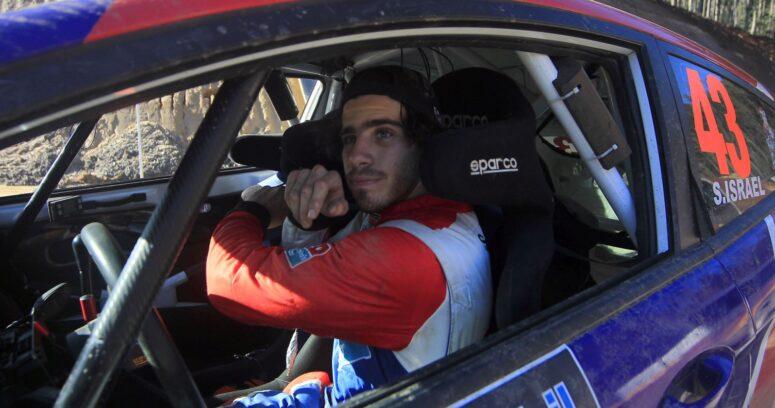 Samuel Israel, el piloto de rally que fue querellado por las fiestas en Cachagua