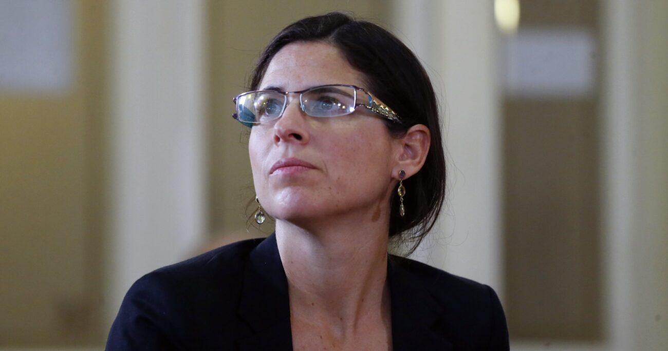 Sylvia Eyzaguirre, investigadora del CEP. Foto: Agencia Uno.