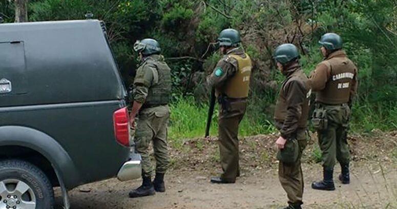 Ataque armado afectó a funcionarios de la salud en Tirúa