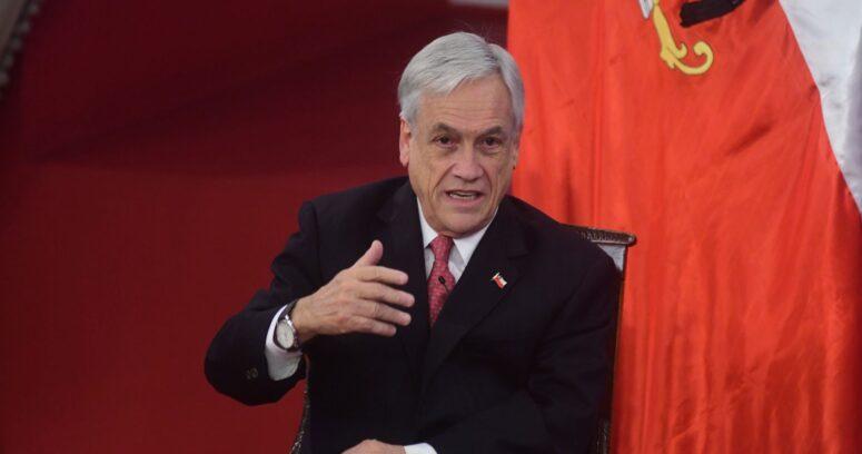 Corte rechaza entrega de agenda del Presidente Piñera del día que comenzó el estallido social