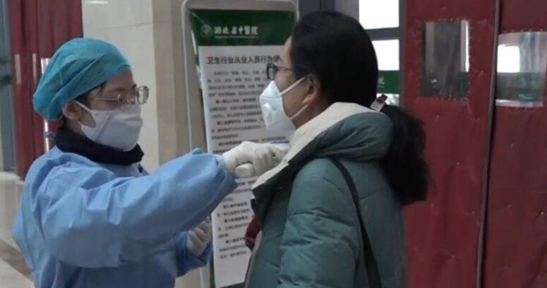 OMS visitó hospital que recibió los primeros casos de COVID-19 en Wuhan