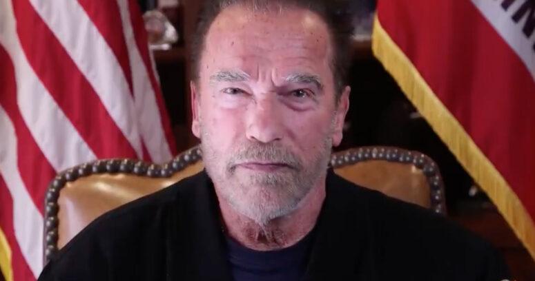 """VIDEO – Arnold Schwarzenegger califica a Trump como """"el peor presidente de la historia"""""""