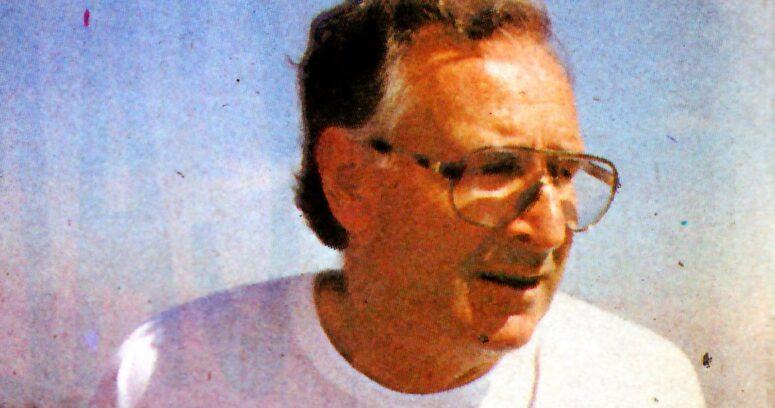 Murió el ex futbolista y entrenador Vicente Cantatore