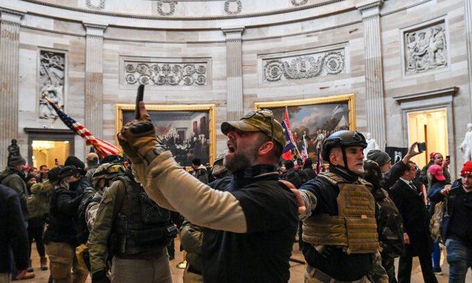 """Venezuela y toma del Capitolio: """"Refleja la profunda crisis político y social que atraviesa EE.UU."""""""