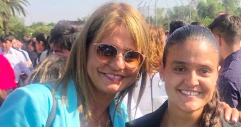 Hija de Jacqueline Van Rysselberghe se postulará como concejala en Concepción