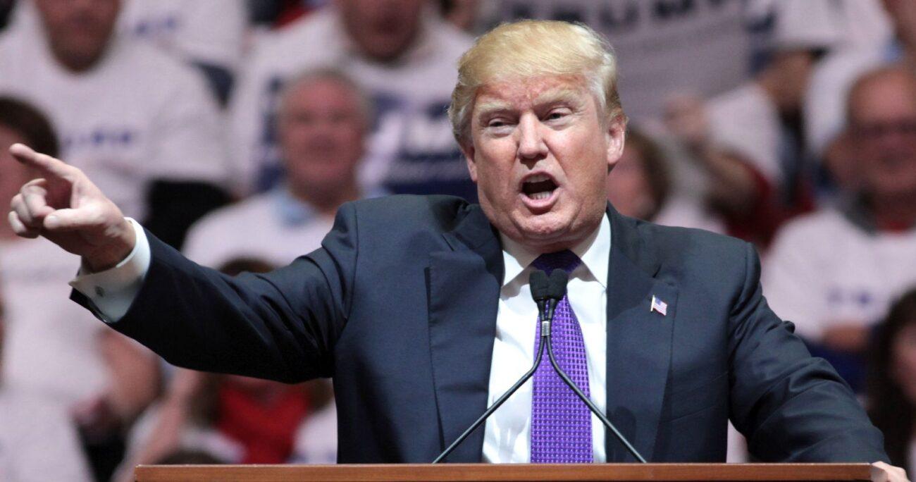 Trump acusó a la red social de aliarse a la izquierda radical para