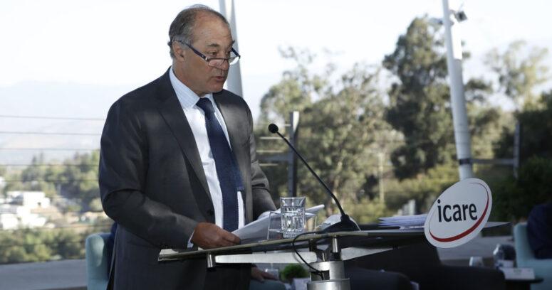 Enade: Juan Sutil hizo un llamado a retomar la confianza en el sistema político, el mercado y el Estado