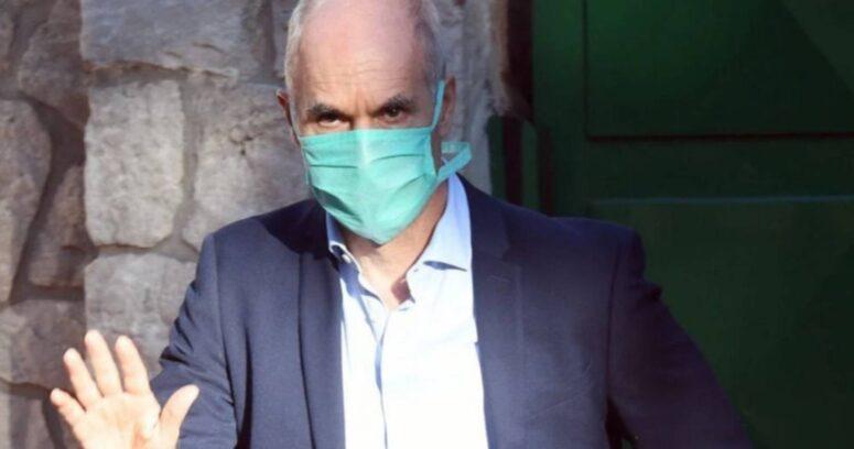 Jefe de Gobierno de la Ciudad de Buenos Aires dio positivo por coronavirus